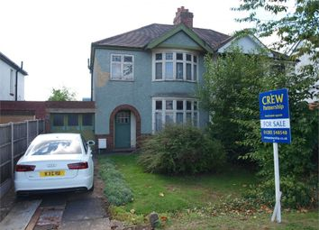 Thumbnail 3 bed semi-detached house for sale in Henhurst Hill, Burton-On-Trent, Staffordshire