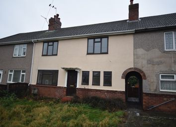 Thumbnail 3 bed terraced house for sale in Newark Street, New Rossington, Doncaster