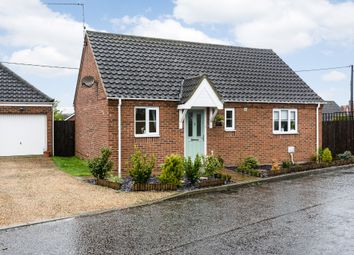 Thumbnail 2 bed detached bungalow for sale in Orchard Close, Mundesley, Norwich