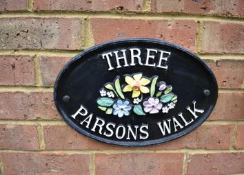 Thumbnail 2 bed terraced house for sale in Parsons Walk, Stewkley, Leighton Buzzard