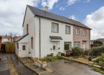 Thumbnail 2 bed semi-detached house for sale in Dykesmains Road, Saltcoats, North Ayrshire