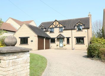 Thumbnail 4 bed detached house for sale in Swallow Hill, Thurlby, Bourne