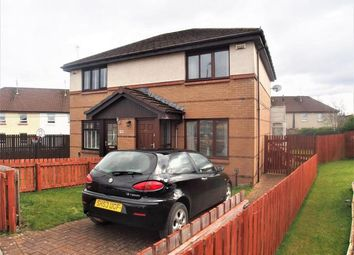 Thumbnail 2 bedroom semi-detached house to rent in Blackbyres Court, Barrhead, Glasgow