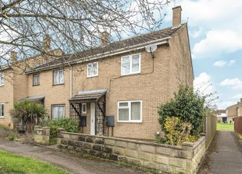 Thumbnail 3 bed end terrace house for sale in Queens Road, Carterton, Oxfordshire OX18 3Yb, UK