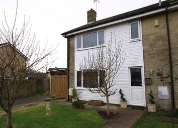 Thumbnail 3 bed end terrace house for sale in Syon Road, Minchinhampton, Stroud