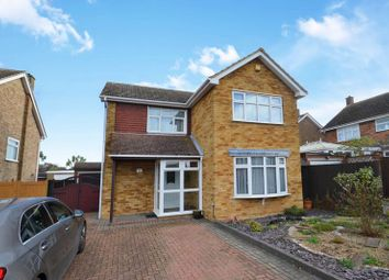 Thumbnail 3 bed detached house for sale in The Rise, Halfway, Minster.