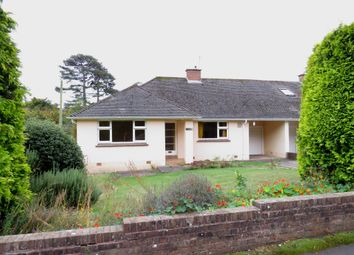 Thumbnail 2 bed bungalow for sale in Woodcombe, Minehead