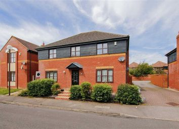 Thumbnail 5 bedroom detached house for sale in Winstanley Lane, Shenley Lodge, Milton Keynes, Buckinghamshire