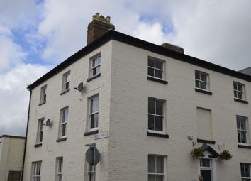 Thumbnail 1 bed flat to rent in Willow Street, Oswestry