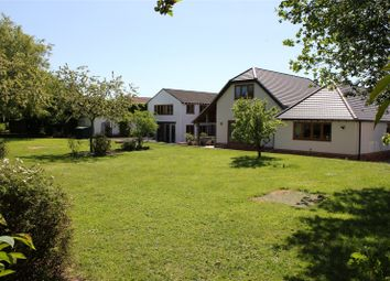 Thumbnail 7 bed detached house for sale in Post Office Lane, Broad Hinton, Swindon, Wiltshire
