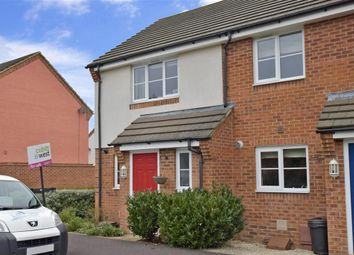 Thumbnail 2 bed end terrace house for sale in Cotton Road, Portsmouth, Hampshire