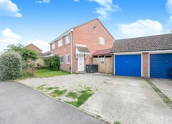 Thumbnail 3 bed end terrace house for sale in Glemsford, Sudbury, Suffolk