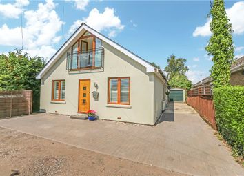 Thumbnail 3 bedroom detached bungalow for sale in The Prophets, Newtown Road, Awbridge, Romsey