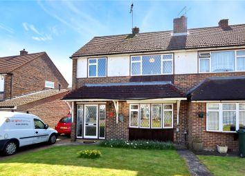 Thumbnail 3 bedroom semi-detached house for sale in Follet Drive, Abbots Langley