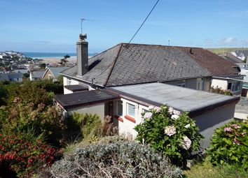 Thumbnail 4 bed semi-detached bungalow for sale in Trevalga Close, Perranporth