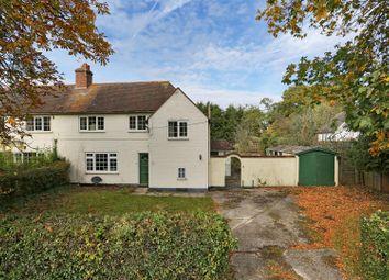 Thumbnail 3 bed semi-detached house for sale in Garlands, Hildenborough, Tonbridge