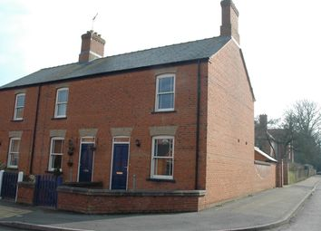 Thumbnail 2 bed end terrace house for sale in Spence Street, Spilsby