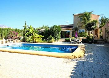 Thumbnail 4 bed villa for sale in Denia, Valencia, Spain