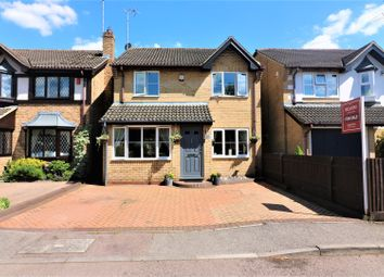 Thumbnail 4 bed detached house for sale in Carvers Croft, Woolmer Green, Knebworth, Herts