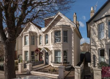 Thumbnail 4 bedroom semi-detached house for sale in St. Leonards Road, Hove