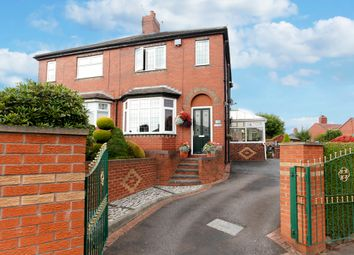 Thumbnail 2 bed semi-detached house for sale in Fieldway, Blurton, Stoke-On-Trent