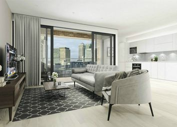 Thumbnail 2 bed flat for sale in Liberty Building, Limeharbour, London
