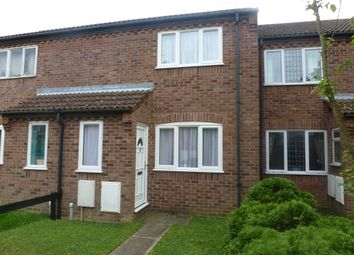 Thumbnail 1 bed terraced house for sale in Gainsborough Avenue, Diss