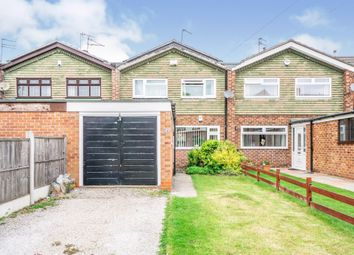 Thumbnail 3 bedroom terraced house for sale in Stanley Road, New Ferry, Wirral