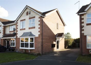 Thumbnail 3 bed end terrace house for sale in Cornfield, Dewsbury, West Yorkshire