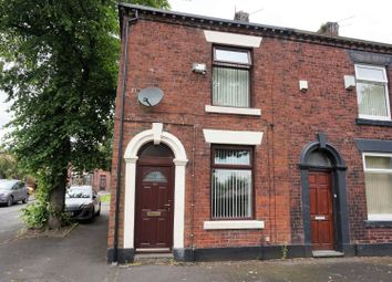 Thumbnail 2 bed end terrace house for sale in Quail Street, Oldham