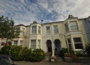 Thumbnail 1 bed terraced house to rent in Marlborough Road, Falmouth