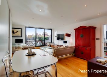 Thumbnail 1 bed flat for sale in Feather Mews, London