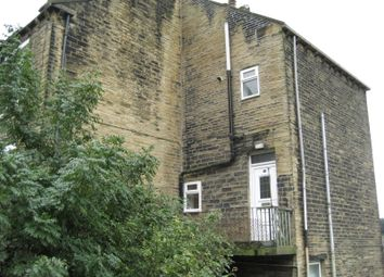 Thumbnail 1 bed terraced house to rent in Hollins Lane, Sowerby Bridge