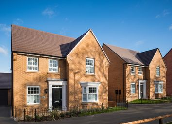 "Thumbnail 4 bedroom detached house for sale in ""Holden"" at Michaels Drive, Corby"