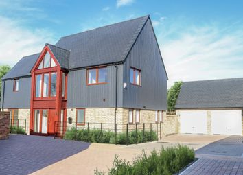 Thumbnail 5 bed detached house for sale in Orchard Close, St Nicholas At Wade