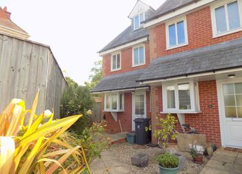 Thumbnail 3 bed town house for sale in Withycombe Village Road, Exmouth, Devon