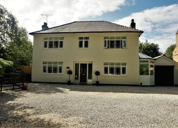 Thumbnail 4 bed detached house for sale in London Road, Davenham