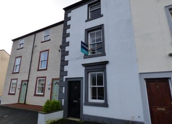 Thumbnail 4 bed end terrace house for sale in Market Hill, Wigton, Cumbria
