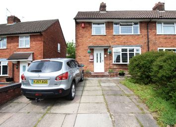 Thumbnail 3 bedroom semi-detached house for sale in St. Johns Road, Biddulph, Staffordshire