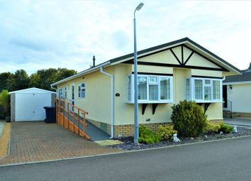 Thumbnail 2 bed mobile/park home for sale in The Firs, Fulbourn Old Drift, Cherry Hinton