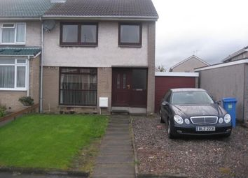 Thumbnail 3 bed semi-detached house to rent in Greyfriars Walk, Inverkeithing