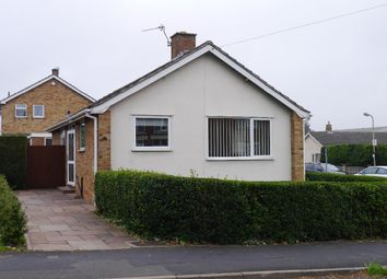 Thumbnail 2 bed bungalow for sale in Scalford Road, Melton Mowbray