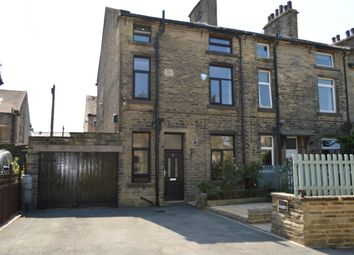 Thumbnail 3 bed terraced house for sale in Cambridge Street, Queensbury, Bradford