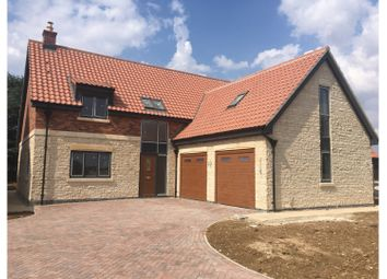 Thumbnail 5 bed detached house for sale in Masons Paddock, Coleby