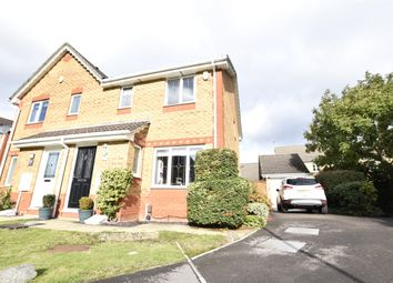 Thumbnail 3 bed semi-detached house for sale in Rushy Way, Emersons Green, Bristol