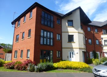 Thumbnail 1 bed flat to rent in Aldeney Close, Dudley