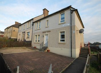 Thumbnail 2 bed flat for sale in Monklandview Crescent, Glasgow