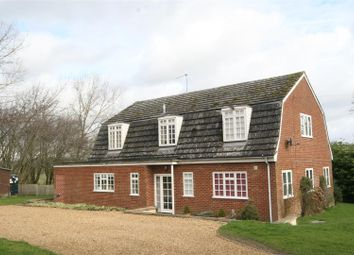 Thumbnail 4 bed detached house to rent in Stockerston, Oakham, Rutland