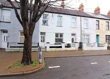 Thumbnail 3 bed terraced house for sale in Bertram Street, Roath, Cardiff