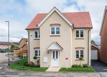 Thumbnail 4 bed detached house for sale in Plot 52 The Bromstone, Tavistock Place, Bedford